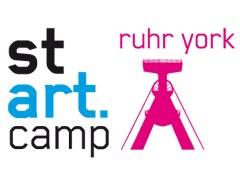Banner fürs Startcamp Ruhr