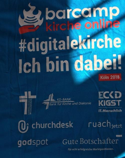 Sponsoren Barcamp Kirche Online